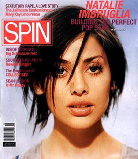 Spin: Natalie Imbruglia!